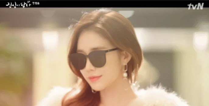 Kacamata Hitam Yoo In Na di Drama Korea Touch Your Heart Menjadi Daya Tarik Penonton