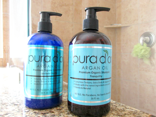 Pura d´or Argan Oil Premium Organic Shampoo & Conditioner