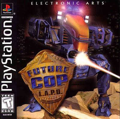 descargar future cop L.A.P.D psx mega