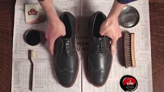 chemical laundry sepatu