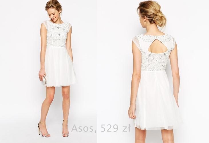 a51177c7a2 Suknia ślubna z sieciówki - 37 propozycji