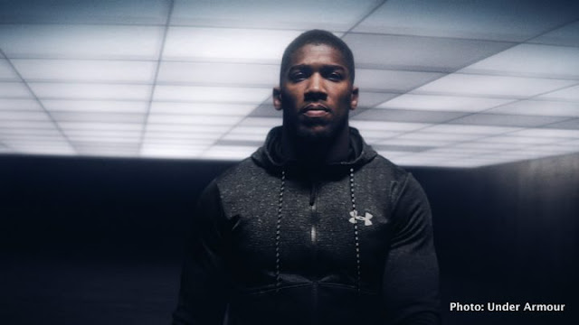 Anthony Joshua - IBF, IBO WBA Heavyweight champion Anthony Joshua