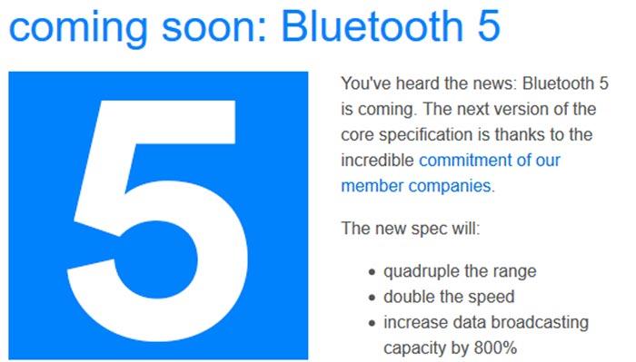 Worldwide Tech & Science: Get ready for Bluetooth mesh! (Bluetooth 5)