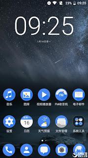 Nokia 6 UI