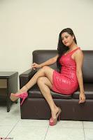 Shipra Gaur in Pink Short Micro Mini Tight Dress ~  Exclusive 037.JPG