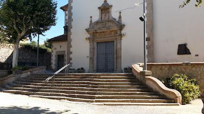 L'Ametlla del Vallès. Església de Sant Genís