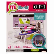 OPI salon starter set MiWorld