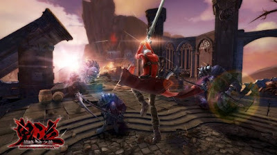 Devil May Cry: Pinnacle Combat Apk MOD