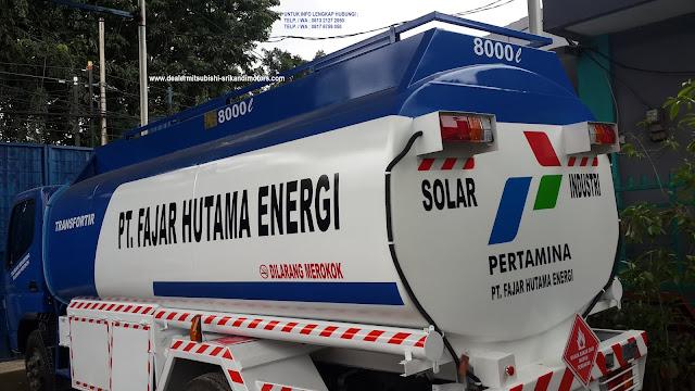 kredit mobil tangki solar pertamina colt diesel 2020