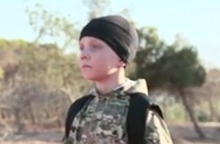 Boy In Horrific ISIS Propaganda Video Could Be Jihadi Bride Sally Jones's Son