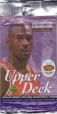 1995-96 Upper Deck Series 2 Basketball