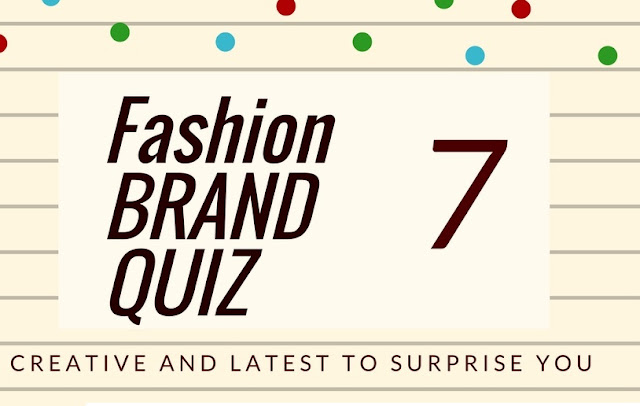 fashion brand quiz