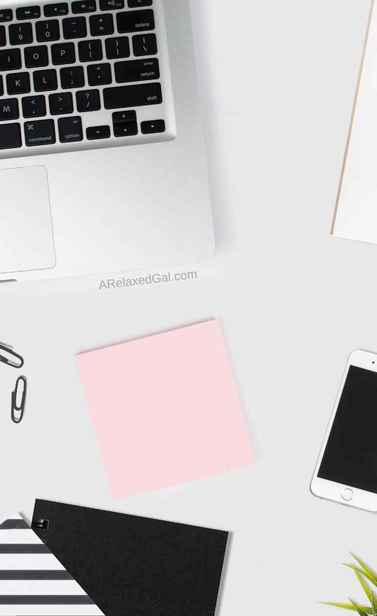 How to choose a focus for your blog | A Relaxed Gal