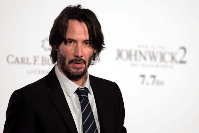 Keanu Reeves Has Secretly Been Financing Countless Children's Hospitals