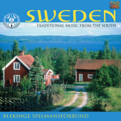 Sweden - Traditional music from the South