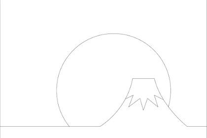 塗り絵 富士山 無料 様々な写真のぬりえ 最高の印刷可能な着色ページ