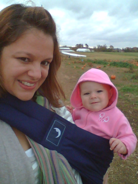 2b817417dc7 This sling has 5 ways to carry a baby so I am super excited to use this  with baby  2 come February. Right now