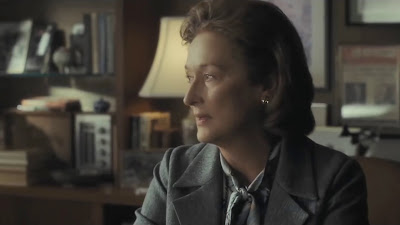 Meryl Streep New Picture Of The Post Movie