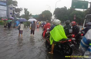 Banjir Melanda Ibukota DKI Jakarta