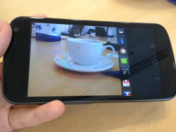 Câmera do Galaxy Nexus foi premiada no TIPA 2012
