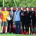 Vídeo: Confira o bate papo de Taffarel com a equipe da TV Inter