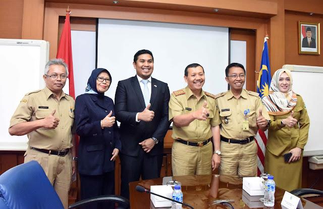 Kerjasama Jawa Barat Malaysia Bidang Pendidikan