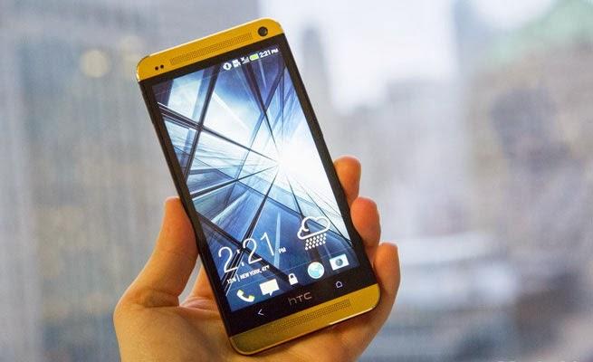 handphone terbuat dari emas