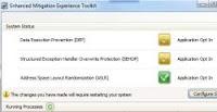 Proteggere il PC da software insicuri con EMET su Windows