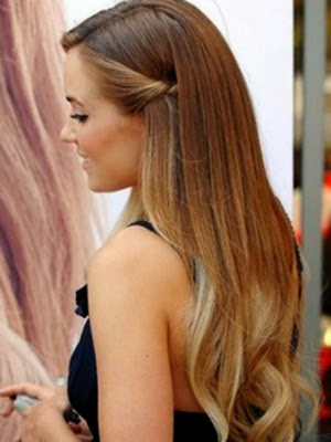 peinados mechas californianas 2014