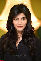 Shruti Haasan Looks Stunning trendy cool in Black relaxed Shirt and Tight Leather Pants ~ .com Exclusive Pics 009.jpg