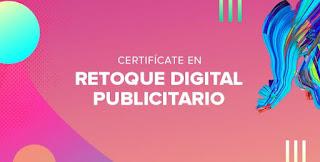 Certifícate en Retoque Digital Publicitario 2018