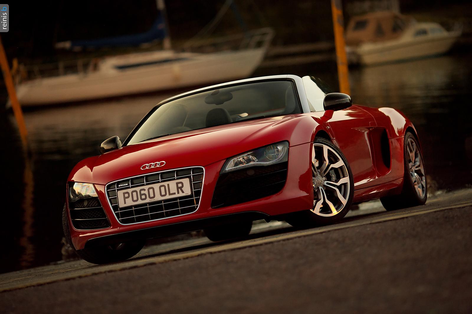 Audi R8 - German sports perfection