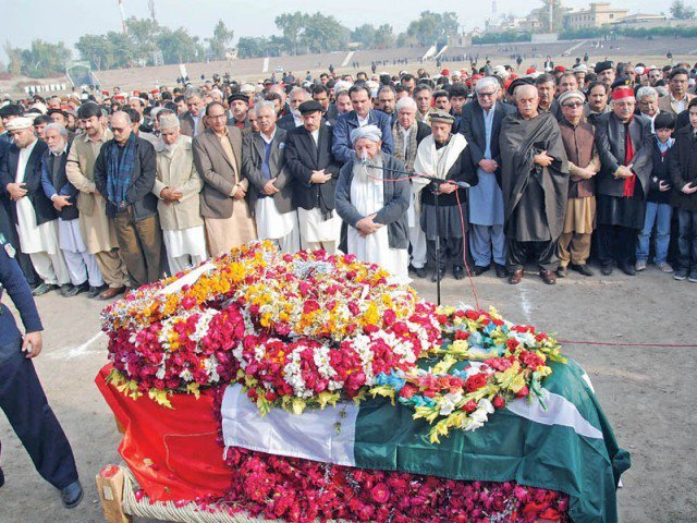 TTP Claims Responsibility For Peshawar Blast; ANP's Haroon Bilour Laid To Rest And Dead Toll Increases To 20
