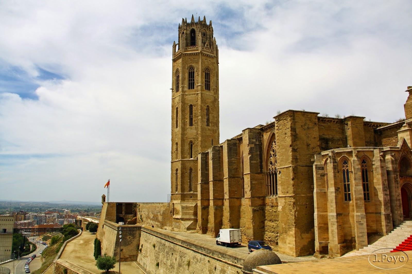 Lérida Lleida Una Breve Visita Viajes Y Rutas