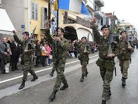 Αποτέλεσμα εικόνας για Κι όμως χθες είδα την παρέλαση