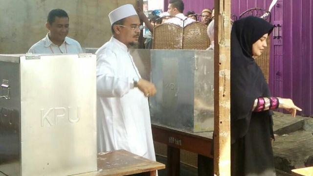 Hitung Ulang di TPS Habib Rizieq, Suara Ahok Malah Bertambah