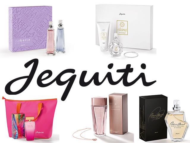 Presenteie sua mãe com perfumes Jequiti, os perfumes das estrelas.