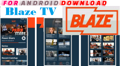 Download Blaze TV APK-StreamZ 1.1 Update Android Apk  Watch Live Premium Cable Tv Channel On Android