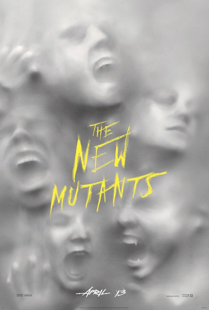 The New Mutants teaser poster