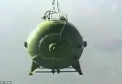Η ρωσική βόμβα που είναι 4 φορές ισχυρότερη από την «μητέρα όλων των βομβών»