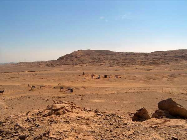 Predynastic tomb discovered in Hierakonpolis