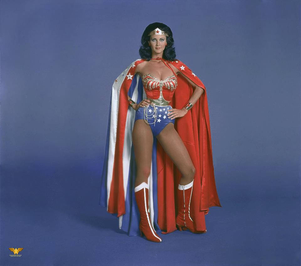 20 Behind-The-Scenes Photos Of Lynda Carter From -1314