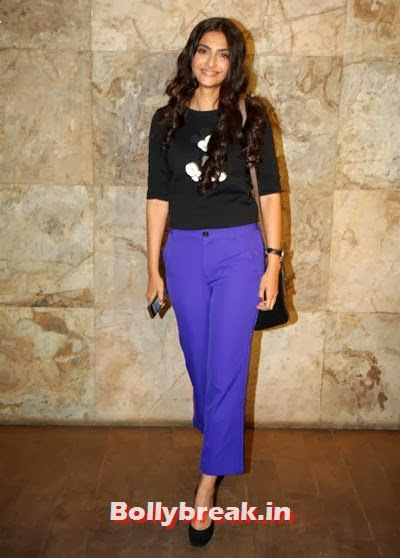 Sonam Kapoor, Which Bollywood Actress Wears the Casual Clothes Best?
