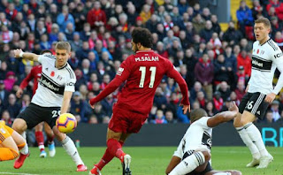 Liverpool vs Fulham 2-0 Full Highlights