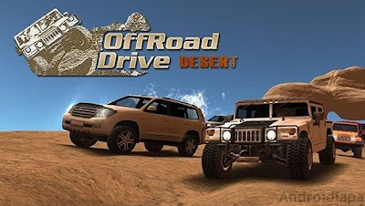 OffRoad Drive Desert Apk + Data for Android (paid)