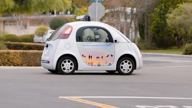 """وايمو """"مركبة ذاتية القيادة"""""""