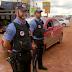 Vigilantes que faziam escolta armada de ônibus no Sol Nascente em Ceilândia tem armas roubadas