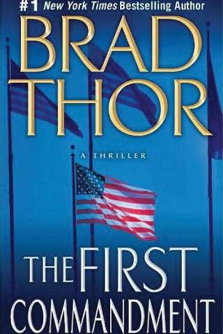 Brad Thor - The First Commandment PDF Download