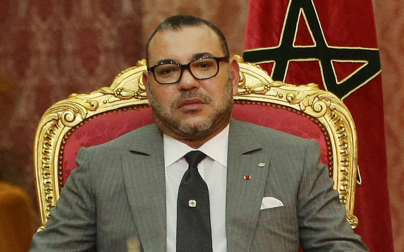 Discours de Mohammed VI adressé au sommet des pays Arabes.