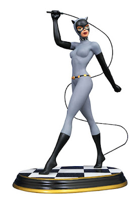 San Diego Comic-Con 2018 Exclusive Batman: The Animated Series Catwoman Gem Edition Statue by Diamond Select Toys
